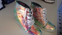 pair of multicolored Nike running shoes Poughkeepsie, 12601