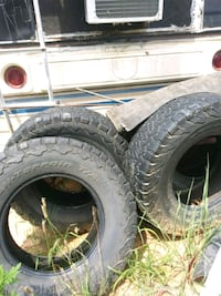 two black auto wheel with tires Odenville, 35120