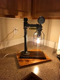Steampunk industrial style lamp Bend, 97701