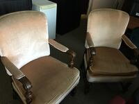 Set of 2 very comfy chairs Richmond Hill, L4C 0K7