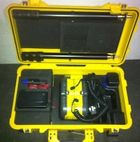 YELLOW PELICAN 9460 RALS REMOTE LED SYSTEM. - $999