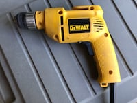 Dewalt  DW106 power drill. Richmond Hill
