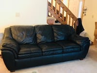 Leather Couch Leominster, 01453