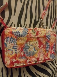 pink, yellow, and blue floral wristlet Elizabethtown, 17022