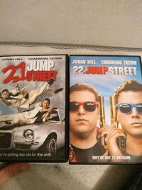 two assorted DVD movie cases Joplin, 64804