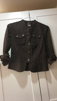 black button-up jacket Colorado Springs, 80920
