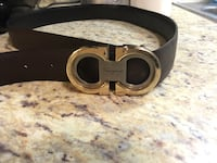 Brown Ferragamo belt  Gainesville, 32608