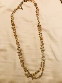 Tan Stone Necklace San Antonio, 78023