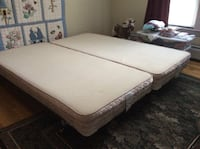 white and gray bed mattress Plymouth, 03264