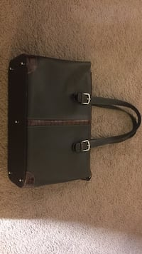 Jack george womens briefcase/tote.  never used.
