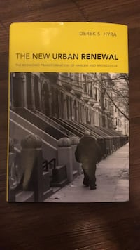 The new urban renewal book Rockville, 20850