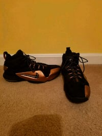 NIKE Zoom Penny 6 Suede and Copper Sneakers  Randallstown, 21133