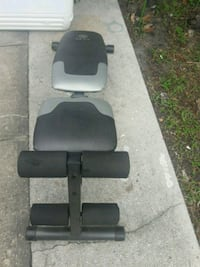 black and gray exercise equipment Palmetto, 34221