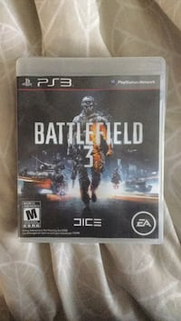 Battlefield 3 ps3 game Markham, L3R 7G9