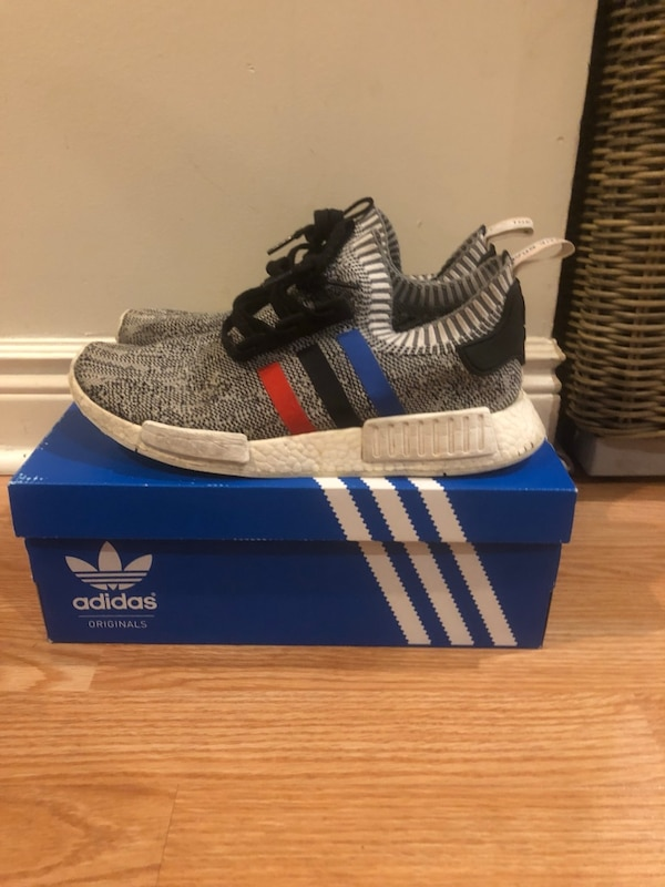 65444a264ceaf Used Tri colour Adidas nmds for sale in Mississauga - letgo