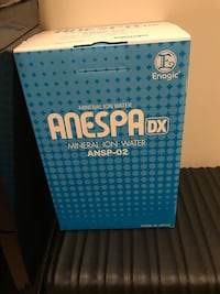 Anespa DX shower filtration system  Lloydminster (Part), S9V