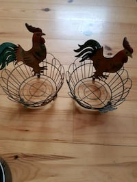 Rooster baskets Port Severn, L0K 1S0