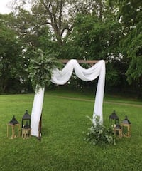 Wooden Arbor/ Foral arch  Mississauga