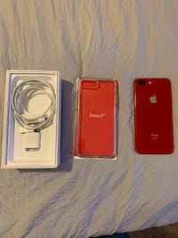 iPhone 8+ limited red edition Charlotte, 28278