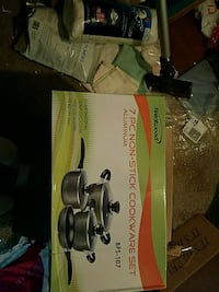 New set of cookware. Richland, 49083