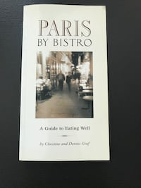Bistro by paris kitap , 34347