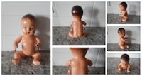 *Vintage* Reliable Canada Doll. She has been well