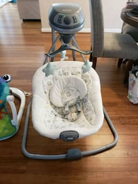 GRACO Baby swing Clinton, 20735