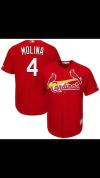 Cardinal baseball jersey without name in the back  Montréal, H1L 2S3