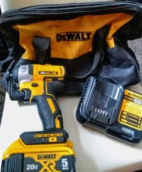 DeWalt Impact kit