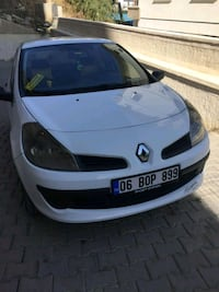 2008 Renault Clio AUTHENTIQUE 1.5 DCI 80HP ABS Sakarya