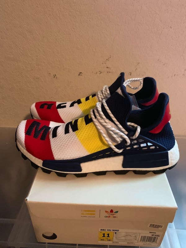 Pharrell NMD Billionaire Boys Club 2