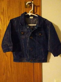 Toddler jean coat 18 months Des Moines, 50320