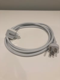 Apple power adapter extension cable. Basically like new, no box. 26 mi