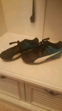 Soccer cleats (boys Puma) Harpers Ferry, 25425