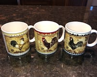 Rooster Coffee Mugs Calgary, T2Z 3X2