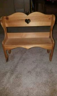 Small childs bench