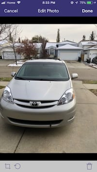 Toyota - Sienna - 2010 Sherwood Park, T8A 0H6