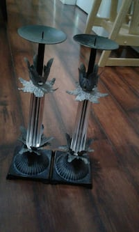 Candle Holders $8/pair