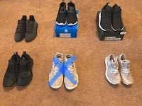 Adidas, nmd, pureboost, pg1 shoes Maple Ridge, V2X 9V3
