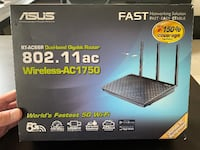 ASUS AC WIFI router SUPER FAST updated ready to go! Las Vegas