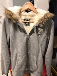 Guess fur lined hooded jacket Imperial Beach, 91932