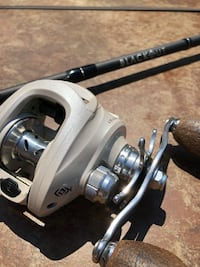 13 Fishing Concept C, No. 8 Blackout Combo