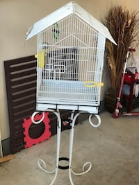 Beautiful Bird cage with stand Ashburn, 20148
