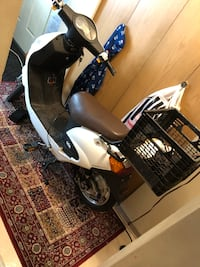 ode moped works fine just need a new battery under 100$  Surrey, V3T 1L5