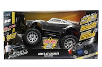 1:12 FAST FURIOUS ICE CHARGER Off Road RC Car with pistol grip Remote controller Scarborough, Toronto, ON, Canada