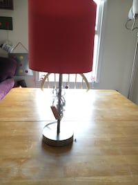 Pink Table Lamp Alexandria, 22314