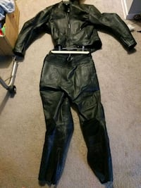 Teknic motorcycle suit