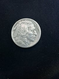 SO COOL!!  1936 Nickel!!! Add to your collection