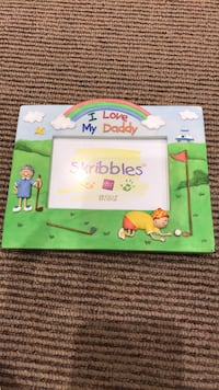 Skribbles picture frame *I Love My Daddy* Vaughan, L4K 4X6