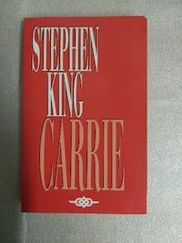 Carrie de Stephen King libro MADRID